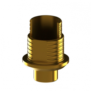 Compatible with Zimmer Screw-Vent implant