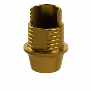 Ti-Base + Screw compatible with NobelActive® RP G/H 1.3 - Non-Engaging (R)