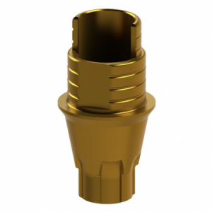 Ti-Base + Screw compatible with Astra TECH Implant System™ Evolution 4.2 - Engaging