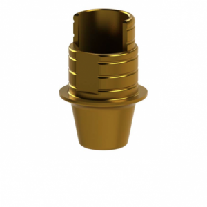 Ti-Base + Screw compatible with Astra TECH Implant System™ Evolution 3.6 - Non-Engaging