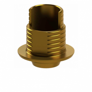 Ti-Base + Screw compatible with Nobel Replace Select® WP - Non-Engaging