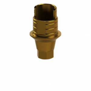 Ti-Base + Screw compatible with Osstem® TS Mini - Engaging (20°)