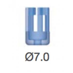 Bohrhülse D=7.0 für Parallel Guide KIT (2 Stück je Packung)