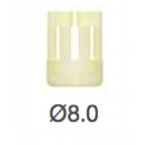 Bohrhülse D=8.0 für Parallel Guide KIT (2 Stück je Packung)
