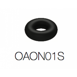 Denture O-Ring Set (Black)