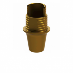 Ti-Base + Screw compatible with Osstem® TS Regular G/H 2.0 - Non-Engaging (R)