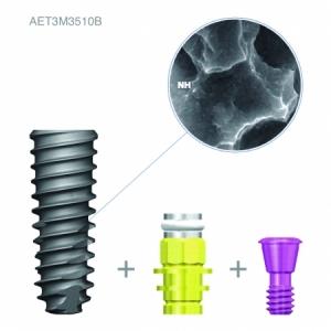 Implantat - ET III NH Fixture Mini D3.5 x L10