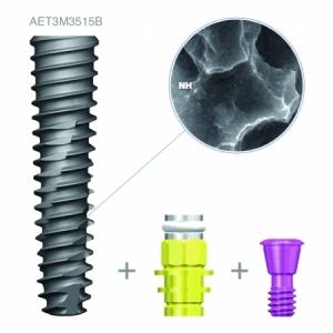 Implantat - ET III NH Fixture Mini D3.5 x L15