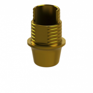 Ti-Base + Screw compatible with NobelActive® NP G/H 2.0 - Non-Engaging (R)