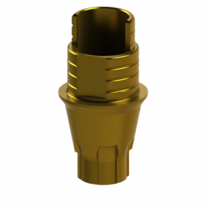 Ti-Base + Screw compatible with Astra TECH Implant System™ Evolution 4.8 - Engaging