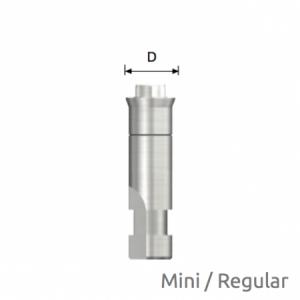 Convertible Laboranalog Mini/Regular D4.0