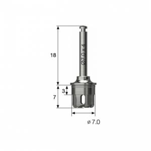 Kern Bohrer - Core Drill 7.0 - LAS