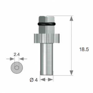 Multi Abutment Outer Driver