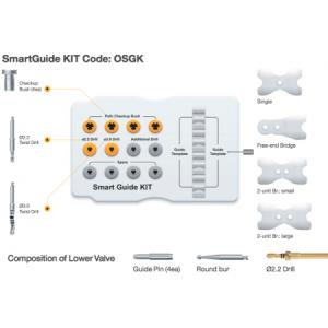 SmartGuide KIT - thermoplastische Bohrschablonen