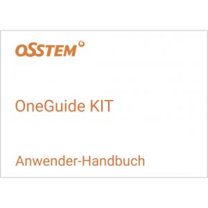 OSSTEM OneGuide Anwender-Handbuch