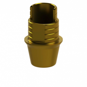 Ti-Base + Screw compatible with Astra TECH Implant System™ Evolution 4.8 - Non-Engaging