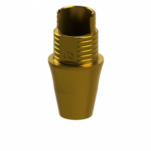 Ti-Base + Screw compatible with Osstem® TS Regular G/H 3.0 - Non-Engaging (R)